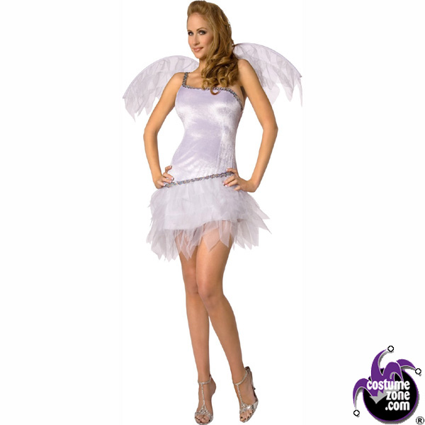 Halloween Costumes | Halloween Angel Fairy Costume (Women's Adult X-Small 2-4)