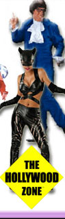 Adult Hollywood Halloween Costumes from the Hollywood Zone®