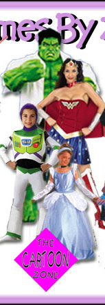 Adult Cartoon Zone� Halloween Costumes | Child Cartoon Zone� Halloween Costumes | Kids Cartoon Zone� Halloween Costumes | Childrens Cartoon Zone� Halloween costumes | Sexy Cartoon Zone� Halloween Costumes from CostumeZone.com�