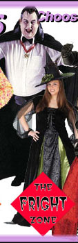 Fright Zone Plus Size Adult Halloween Costumes - X-Large Extra Large Adult Halloween Costumes