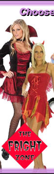 Sexy Fright Zone Sexy Adult Halloween Costumes