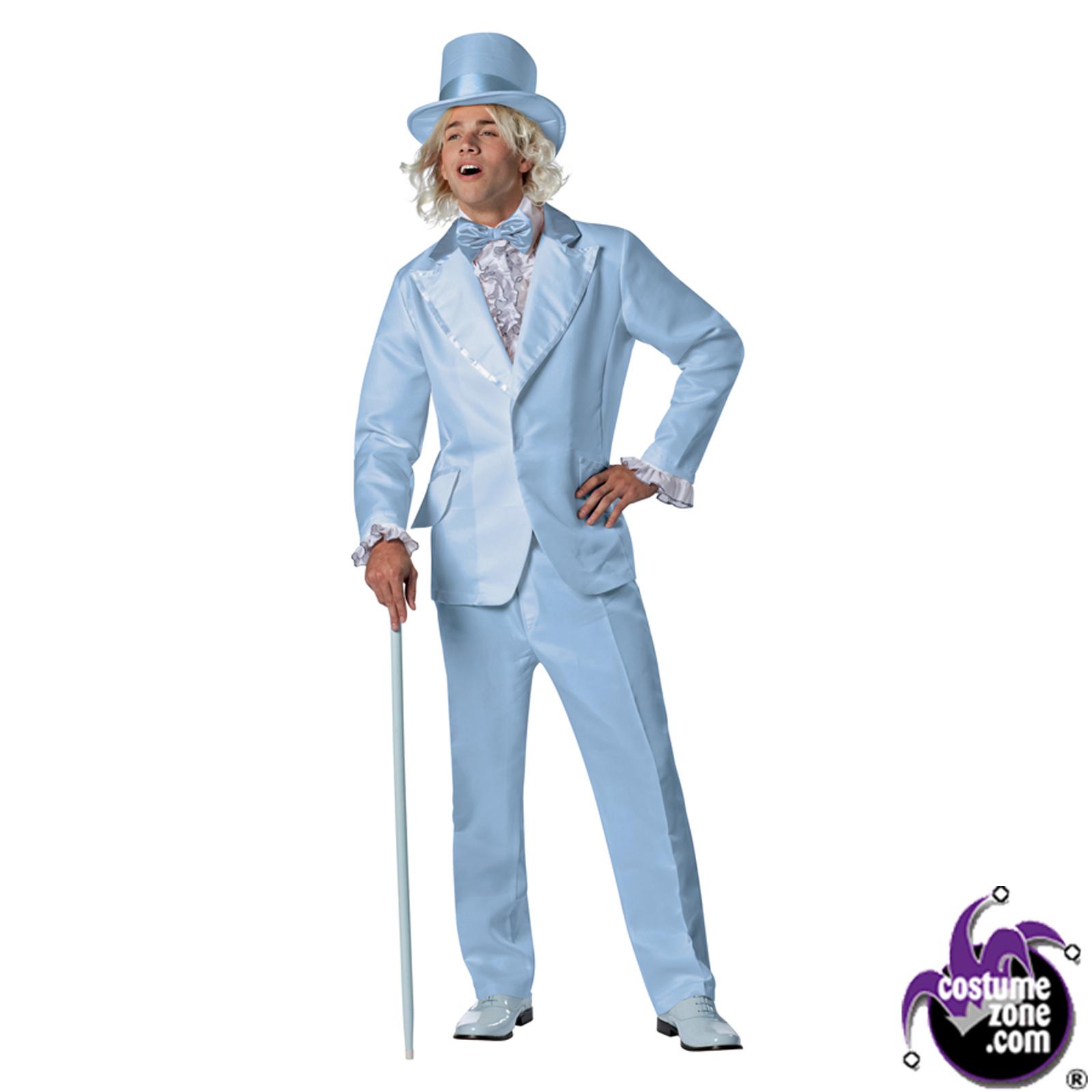 Halloween Costumes | Halloween Dumb And Dumber Harry Blue Tux