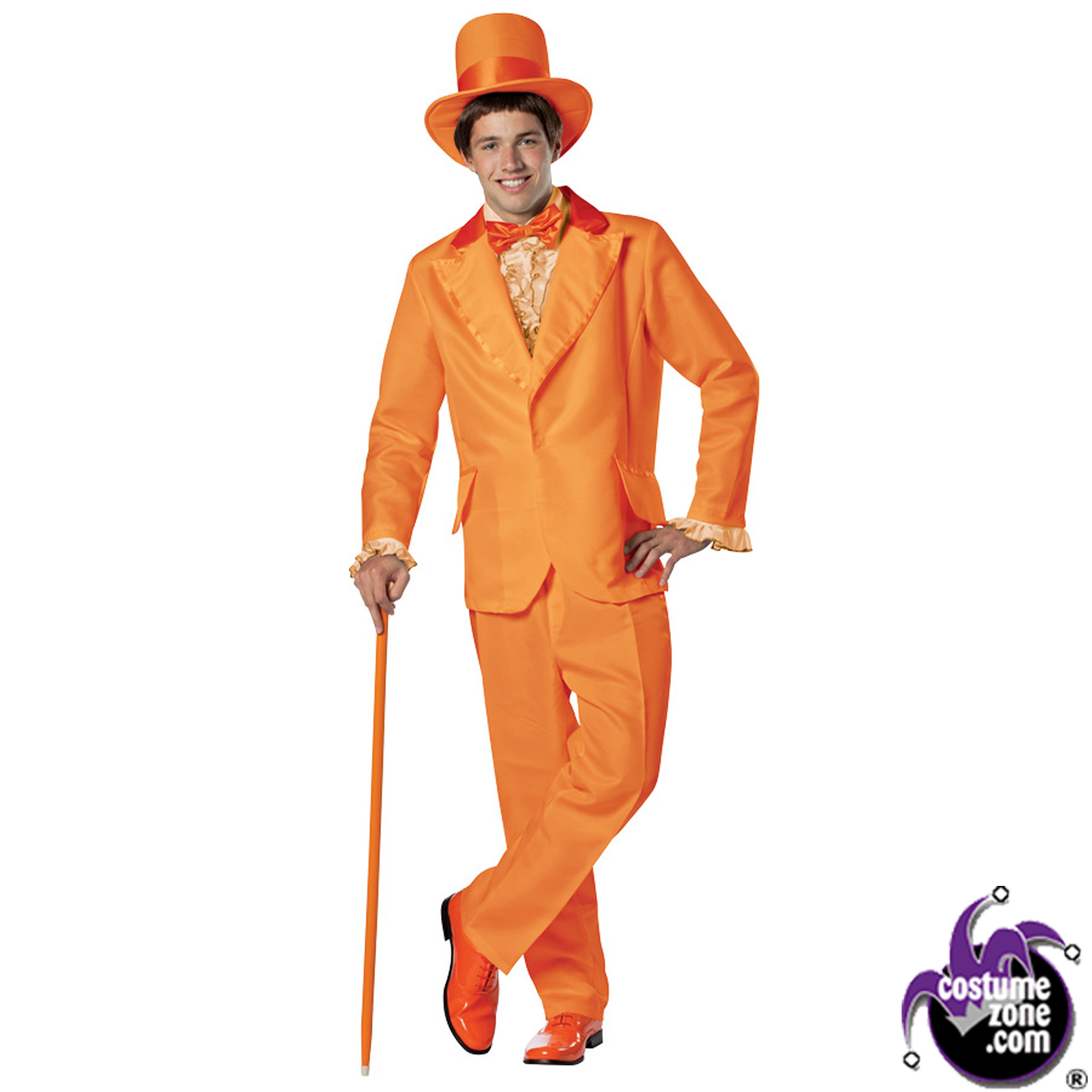 Halloween Costumes | Halloween Dumb And Dumber Lloyd Orng Tux